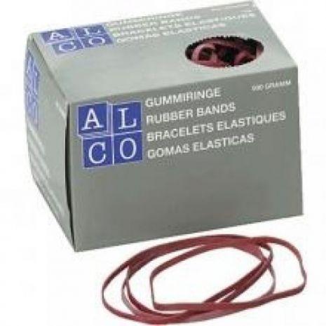 Elastice, D 130 x 10mm, 500g/cutie, ALCO